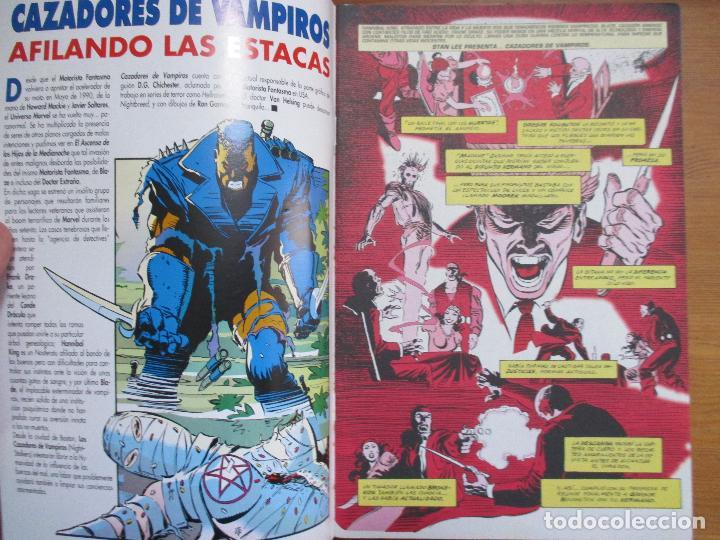 Cómics: Cazadores de Vampiros. Hannibal King. 9 Cómics. Colección completa. Forum - Foto 3 - 127477499