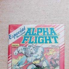 Cómics: ALPHA FLIGHT ESPECIAL NAVIDAD. Lote 127496407