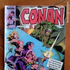 Cómics: COMIC DE CONAN EL BARBARO N,98 DE FORUM. Lote 127578695