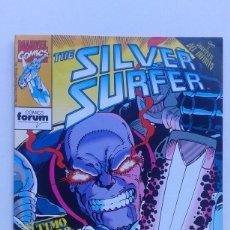 Cómics: THE SILVER SURFER NÚMERO 21 - EL GUANTELETE DEL INFINITO - FORUM. Lote 127710891