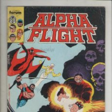 Cómics: ALPHA FLIGHT-AÑO 1986-FORUM-COLOR-FORMATO GRAPA-Nº 30-DULCE MUERTE. Lote 127731635