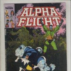Cómics: ALPHA FLIGHT-AÑO 1986-FORUM-COLOR-FORMATO GRAPA-Nº 29-LLEGA EL MUTADOR. Lote 127731771
