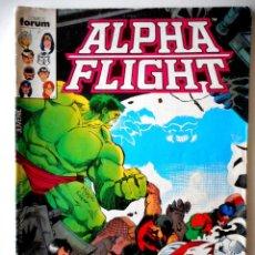 Cómics: ALPHA FLIGHT Nº 28. Lote 127732379