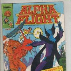 Cómics: ALPHA FLIGHT-AÑO 1986-FORUM-COLOR-FORMATO GRAPA-Nº 16-LA ALQUIMIA Y EL AMOR. Lote 127732683