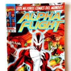Cómics: ALPHA FLIGHT Nº 1 VOL. II. Lote 127733423