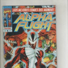 Cómics: ALPHA FLIGHT-VOL.2-AÑO 1996-FORUM-COLOR-FORMATO GRAPA-Nº 1-HOROSCOPO. Lote 127734815