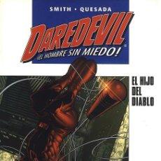 Cómics: DAREDEVIL MARVEL KNIGHTS VOL 1: EL HIJO DEL DIABLO + NºS 9 A 70 (VOLUMEN COMPLETO). Lote 127798427