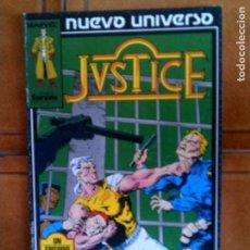 Cómics: COMIC DE JUSTICE N,8 . Lote 127952999