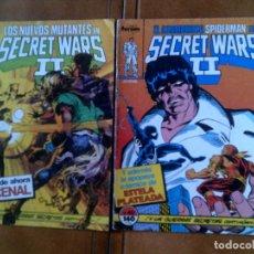 Cómics: LOTE DE COMICS SECRET WARS N,14 Y 40. Lote 127954623