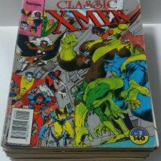 Cómics: CLASSIC X-MEN LOTE DE 40 NUMEROS MARVEL. Lote 127962064