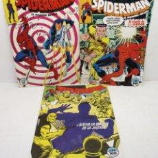 Cómics: LOTE 3 COMICS FORUM SPIDERMAN Nº 5-63-64. Lote 39830716
