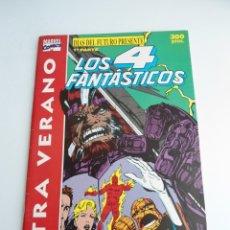 Cómics: LOS 4 FANTASTICOS - DIAS DEL FUTURO PRESENTE 1ª PARTE - FORUM 1991 - EXTRA VERANO - EXCELENTE ESTADO. Lote 127888611