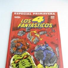Cómics: LOS 4 FANTASTICOS - ESPECIAL PRIMAVERA - FORUM 1990 - EXCELENTE ESTADO. Lote 127888847