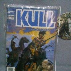 Cómics: KULL - EL CONQUISTADOR - Nº 8 - MARVEL / FORUM - AÑO: 1996. Lote 128058687