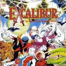 Cómics: COLECCION PRESTIGIO VOL.1 Nº 1 - FORUM. EXCALIBUR: ESPADA EN ALTO.. Lote 128081599