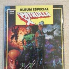 Cómics: ALBUM ESPECIAL PATRULLA X. Lote 128090375