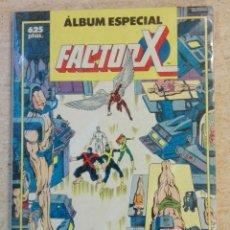 Cómics: ALBUM ESPECIAL FACTOR X. Lote 128090851