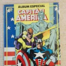 Cómics: ALBUM ESPECIAL CAPITAN AMERICA. Lote 128091099