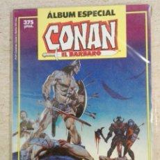 Cómics: ALBUM ESPECIAL CONAN EL BARBARO. Lote 128092771