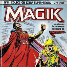 Fumetti: COLECCIÓN EXTRA SUPERHÉROES VOL.1 Nº 8 - FORUM. MAGIK.. Lote 128099835