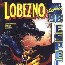 Cómics: ESPECIAL LOBEZNO '98 - FORUM. 1998.. Lote 128100263