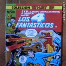 Cómics: COMIC DE LOS 4 FANTASTICOS N,6 DE FORUM. Lote 128115531
