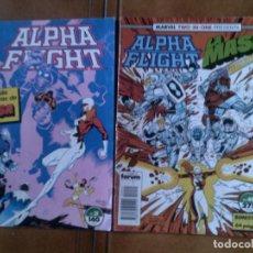 Cómics: COMICS DE ALPHA FLIGHT N,49 Y 31 . Lote 128115983