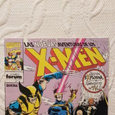 Cómics: LAS NUEVAS AVENTURAS DE LOS X-MEN VOL.1. LOTE DEL 1 AL 22 - FORUM. Lote 128126475