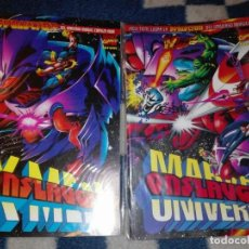 Cómics: X-MEN ONSLAUGHT Y ONSLAUGHT MARVEL UNIVERSE- LOS 2 ESPECIALES FORUM. PATRULLA X. COMPLETA.. Lote 128136531