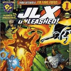 Cómics: AMALGAM: JLX UNLEASHED! VOL.1 Nº 1 - FORUM. Lote 128136979