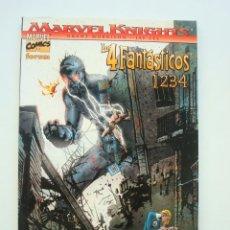 Cómics: MARVEL KNIGHTS LOS 4 FANTÁSTICOS 1234 (FORUM). Lote 128243575