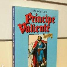 Cómics: PRINCIPE VALIENTE EN LOS DIAS DEL REY ARTURO LA REINA DE LA OSCURIDAD HAL FOSTER'S - FORUM -. Lote 128264039