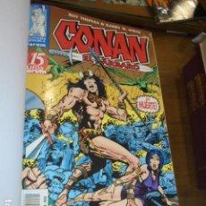 Cómics: CONAN EL BARBARO 2ª EDICION COMPLETA 98 NUMEROS ENCUADERNADA EN 7 TOMOS - FORUM -. Lote 128279691