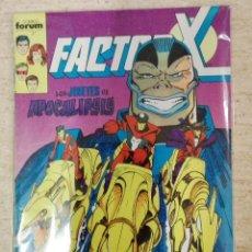 Cómics: FACTOR X NÚM. 18 (VOL. 1). Lote 128284987