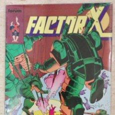 Cómics: FACTOR X NÚM. 19 (VOL. 1). Lote 128285051
