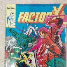 Cómics: FACTOR X NÚM. 21 (VOL. 1). Lote 128285191
