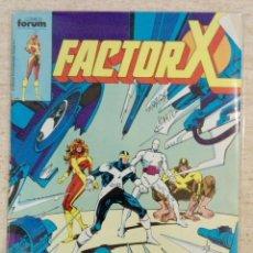 Cómics: FACTOR X NÚM. 27 (VOL. 1). Lote 128285583