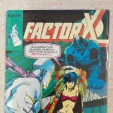 Cómics: FACTOR X NÚM. 30 (VOL. 1). Lote 128285779