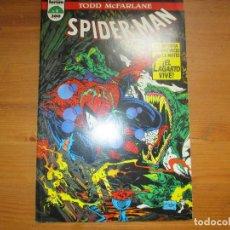 Cómics: SPIDERMAN. NÚM. 2. EL LAGARTO VIVE. TODD MCFARLANE. FORUM. Lote 128307487