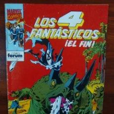 Cómics: LOS 4 FANTASTICOS - VOLUMEN 1 - NUMERO 104 - MARVEL - FORUM. Lote 128335327