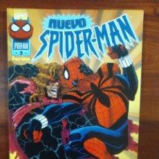 Cómics: NUEVO SPIDERMAN - NUMERO 3 - MARVEL COMICS - FORUM. Lote 128336743