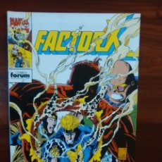 Cómics: FACTOR X - VOLUMEN 1 - NUMERO 74 - MARVEL COMICS - FORUM. Lote 128338815