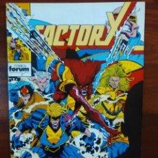 Cómics: FACTOR X - VOLUMEN 1 - NUMERO 71 - MARVEL COMICS - FORUM. Lote 128339103