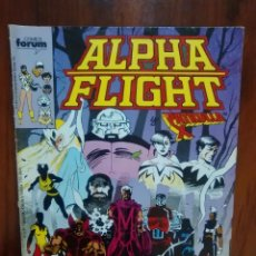 Cómics: ALPHA FLIGHT - NUMERO 32 - VOLUMEN 1 - MARVEL COMICS - FORUM. Lote 128339671