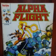 Cómics: ALPHA FLIGHT - NUMERO 33 - VOLUMEN 1 - MARVEL COMICS - FORUM. Lote 128340483