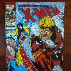 Cómics: LAS NUEVAS AVENTURAS DE LOS X-MEN - NUMERO 6 - MARVEL COMICS - FORUM. Lote 128342071