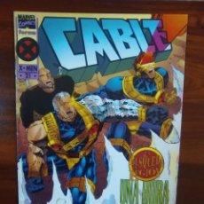 Cómics: CABLE - NUMERO 21 - X-MEN - MARVEL COMICS - FORUM. Lote 128342367