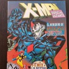 Cómics: ESPECIAL MUTANTE X-MEN. EL HEREDERO DE APOCALIPSIS VS SINIESTRO. FORUM. Lote 128365487