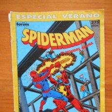 Cómics: SPIDERMAN - ESPECIAL VERANO - FORUM (M). Lote 128377247