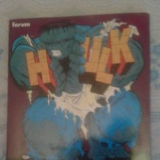 Cómics: HULK: ZONA NUCLEAR: PETER DAVID-TODD MCFARLANE: OBRAS MAESTRAS: FORUM. Lote 128391371